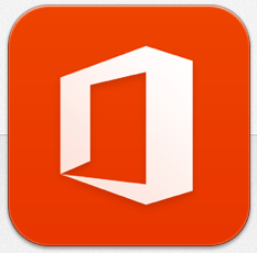 Office Mobile App Icon