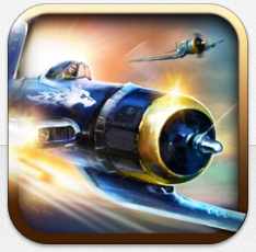 Sky Gamblers: Storm Riders App Icon