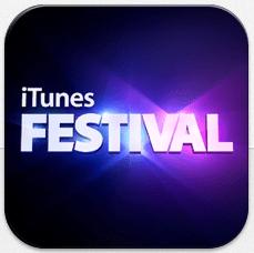 iTunes Festival Icon
