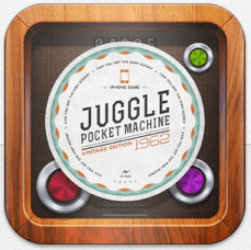 Juggle: Pocket Machine Icon