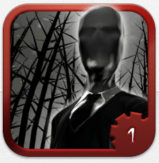 Slender Man Chapter 1 Icon