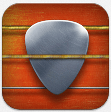 Echte Gitarre Icon