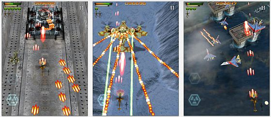 iStriker Air Assault 2 Screenshots