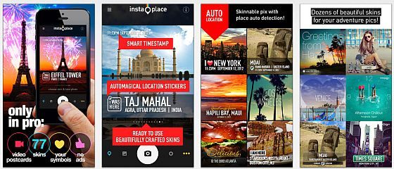 Instaplace Screenshots