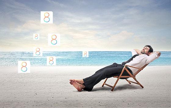 Heute kommt das iOS Upgrade - wir empfehlen: Ruhe bewahren und den ersten Andrang abzuwarten. Währenddessen kann man seine Geräte optimal vorbereiten (Foto: © olly - Fotolia.com)