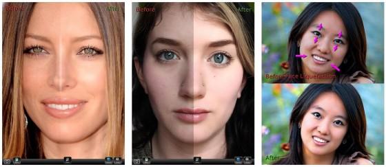 Portraiture Screenshots