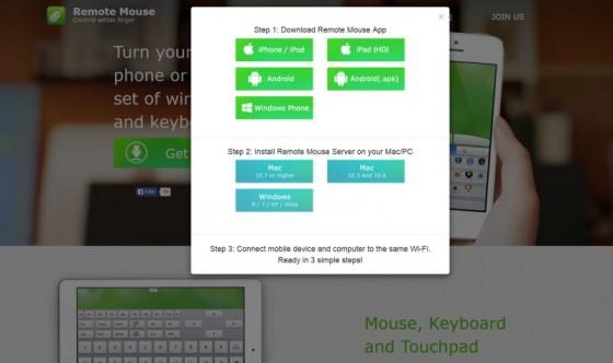 Auf der Webseite des App-Herausgebers kann man sich das Programm für den Mac oder PC runterladen.