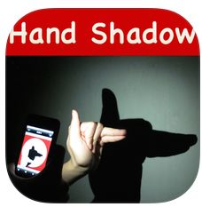 Hand Shadow Guide Icon