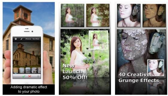 Mit PhotoJus Grunge FX Pro erstellst Du im Handumdrehen tolle Bilder mit Grunge-Effekt. Das ist einfach, mit Vorschau und in guter Qualität.