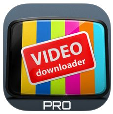Video-Downloader Pro Icon
