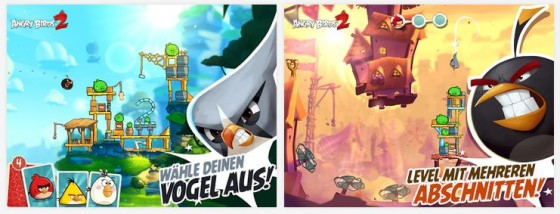 Heute erschien Angry Birds 2 mit 240 neuen Levels und einigen neuen Ideen - leider aber auch mit allem, was Spieler nerven kann.