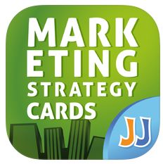 Marketing Strategy Cards Icon