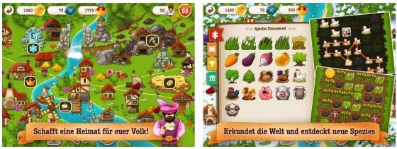 Der Nachfolger von Puzzle Craft, Puzzle Craft 2, verbindet das gewohnte Spielprinzip mit neuen Inhalten und ist so für die Fans des ersten Teils eine sehr gelungene Fortsetzung.