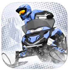 Snow Moto Racing Icon