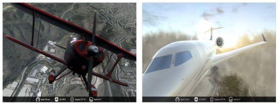 Vereinfachtes Fliegen auf Mobilgeräten - Flight Unlimited 2K16 bietet eine Menge, reicht aber an PC Flug-Sims noch nicht heran.