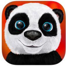 Teddy the Panda Icon