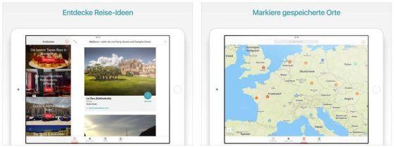 Heute ist CityMaps2go weit mehr als nur eine Downloadmöglichkeit für Offline-Karten. Reiseplanung, Tipps für die Zielorte und weitere Dienste komplettieren das Angebot.