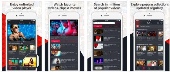 Wer Youtube oft nutzt,findet in der App Surf & Watch einen guten Assistenten mit zahlreichen nützlichen Funktionen.
