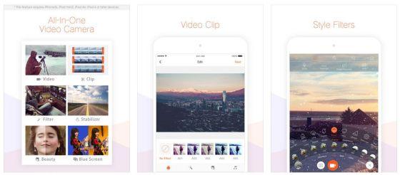 Die Foto- und Film-App Musemage besticht mit dem Blue Screen Modus und den direkten Beeinflussungsmöglichkeiten bei der Aufnahme.