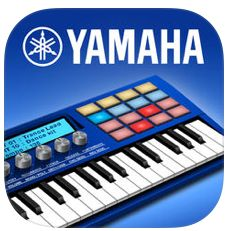 Synthesizer Arpeggiator & Drum Pad Icon