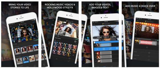 YouStar bietet schon in der Grundausstattung einige richtig gute Effekte für Deine Videoclips. Empfehlung: einfach mal probieren.