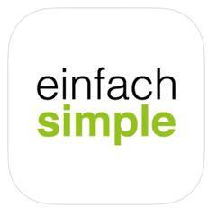 Einfachsimple Rezepte-App Icon