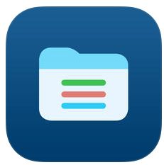 Pocket Files Pro Icon