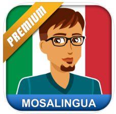 Italienisch lernen Mosalingua Icon