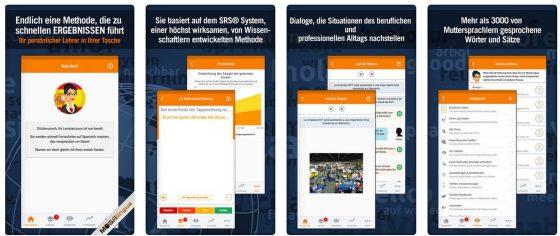 Business Spanisch Mosalingua Screenshots