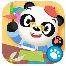 Dr. Panda Kunstunterricht Icon