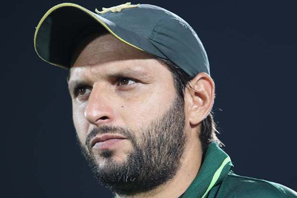 Afridi wants to set-up a cricket academy in Kashmir