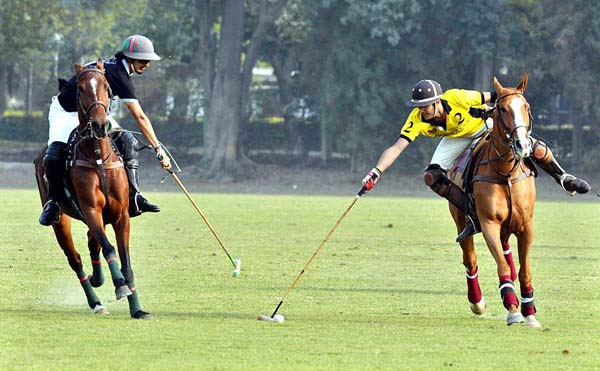 Aquafina Polo Cup 2021: Aviator win thriller to qualify for main final