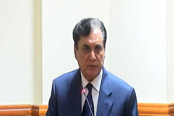 Chairman National Accountability Bureau (NAB) Javed Iqbal