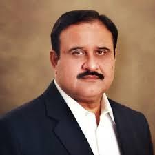 Punjab Chief Minister Sardar Usman Buzdar