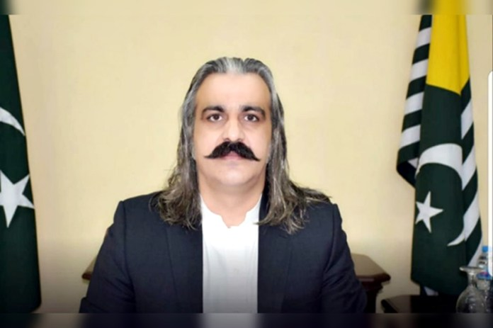 763 safe bunkers being constructed at LoC to ensure safety of people: Gandapur