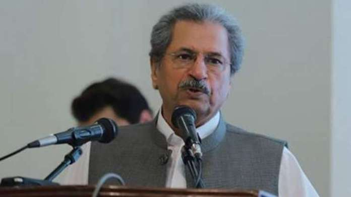 Shafqat asks IBCC to conduct SSC, HSSC exams in May-June