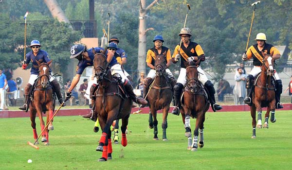 Total Nutrition Polo Cup: Diamond Paints/FG Polo win second semifinal