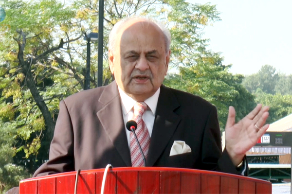 Protection of peoples' lives, properties, prime responsibility of State: Ijaz Shah