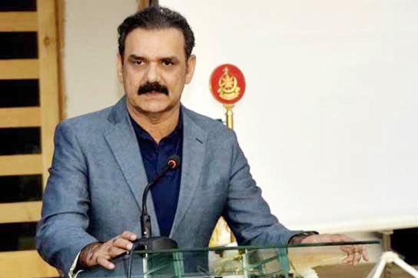 Asim Bajwa commends PM's speech in UNGA