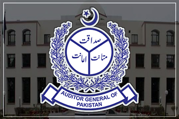 Auditor General of Pakistan to audit COVID related expenditures