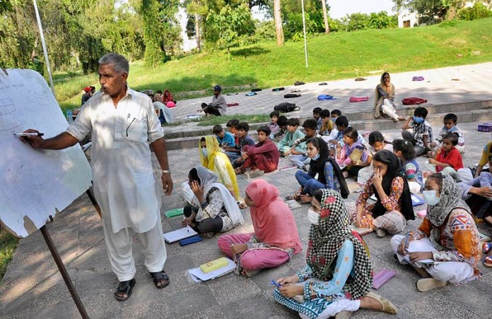 World's Teachers Day to be marked on Monday