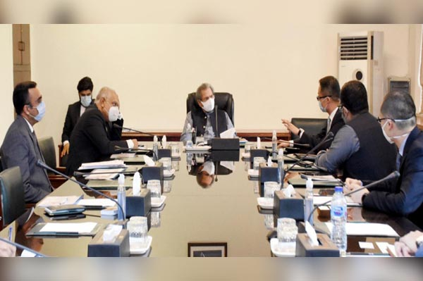 Huawei CEO meets Education Minister discusses range of issues of mutual interest