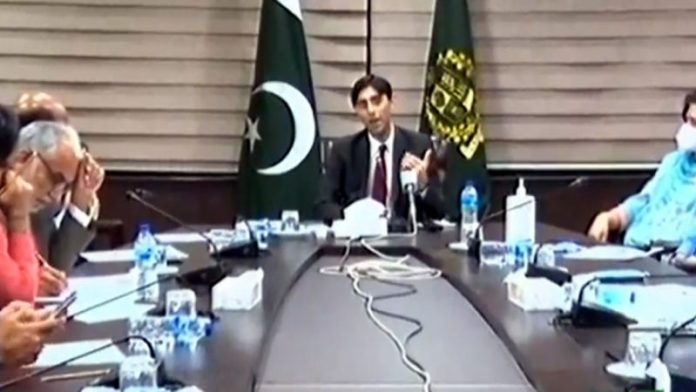 Russia supports Pakistan's stance over political map: Dr. Moeed Yusuf