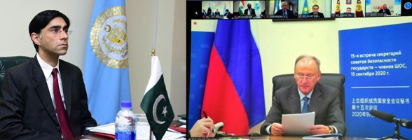 Another diplomatic triumph over India; SCO endorses Pakistan's stance on IIOJK
