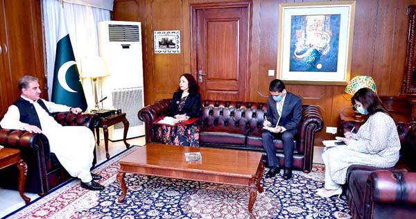 FM sees vast potential in Pak-Nepal cooperation in diverse areas