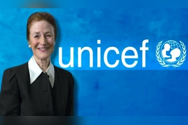 Henrietta Fore, UNICEF Executive Director.