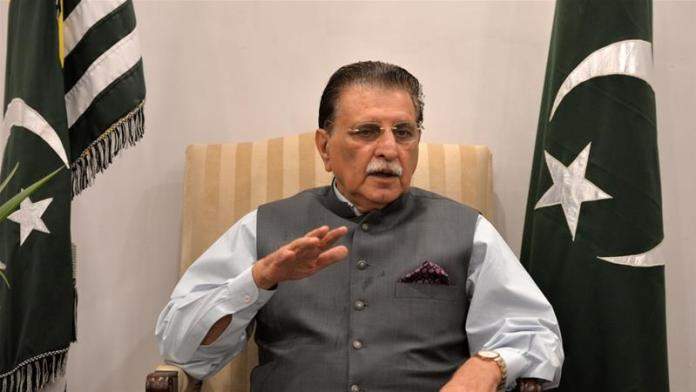 Over Rs. 3.6 billion to be spent for basic amenities to people living close to LOC: AJK PM