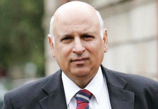 Sarwar hails China for Covid-19 vaccines gift