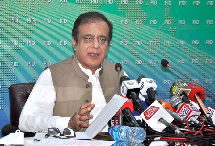 Opposition carrying out anti-state narrative: Shibli Faraz