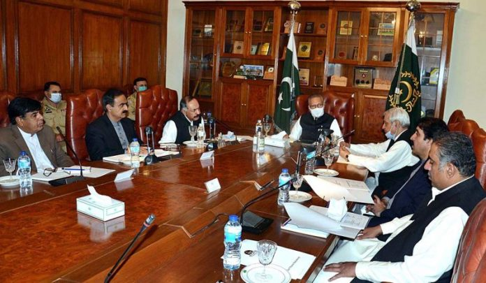 Close liaison with SUPARCO to boost agri sector in Balochistan: President